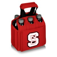 North Carolina State Wolfpack Six Pack Bottle Carrier