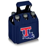 Louisiana Tech Bulldogs Six Pack Bottle Carrier