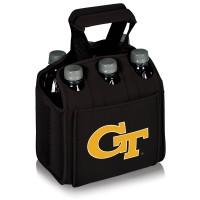 Georgia Tech Yellow Jackets Six Pack Bottle Carrier