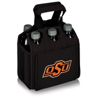 Oklahoma State Cowboys Six Pack Bottle Carrier