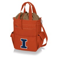University of Illinois Fighting Illini Activo Insulated Cooler Tote