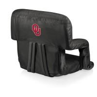 University of Oklahoma Sooners Ventura Portable Stadium Seat