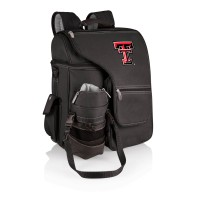 Texas Tech Red Raiders Turismo Insulated Backpack Cooler