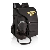 University of Southern Mississippi Golden Eagles Turismo Insulated Backpack Cooler
