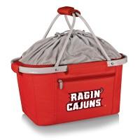 University of Louisiana Lafayette Ragin Cajuns Metro Insulated Basket