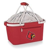 University of Louisville Cardinals Metro Insulated Basket