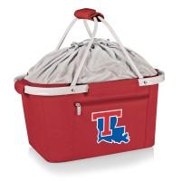 Louisiana Tech Bulldogs Metro Insulated Basket