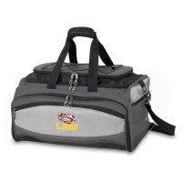 Louisiana State University Tigers Buccaneer Cooler and Grill Set