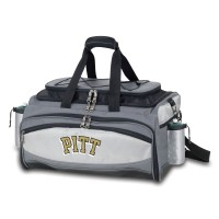 University of Pittsburgh Panthers Vulcan Cooler and Grill Set