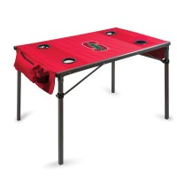 Stanford University Cardinal Travel Table