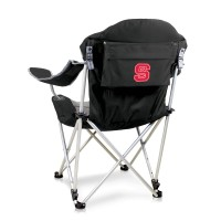 North Carolina State Wolfpack Reclining Camp Chair
