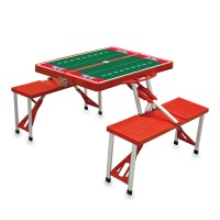 University of Mississippi Rebels/OleMiss Picnic Table Sport