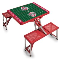 Ohio State Buckeyes Picnic Table Sport