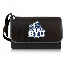 Brigham Young University Cougars Blanket Tote