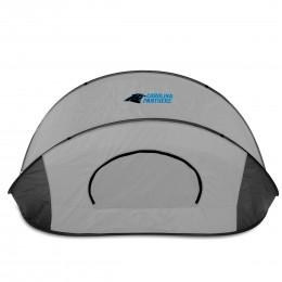 Carolina Panthers Manta Sun Shelter - Black/Gray