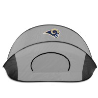 St. Louis Rams Manta Sun Shelter - Black/Gray