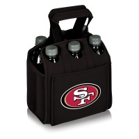 San Francisco 49ers Six Pack Bottle Carrier