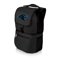 Carolina Panthers Zuma Backpack Cooler