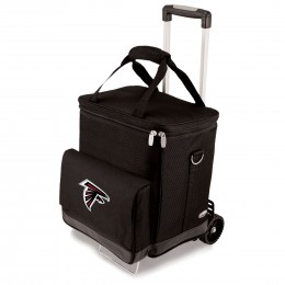 Atlanta Falcons Cellar w/Trolley