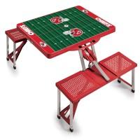 Kansas City Chiefs Picnic Table Sport