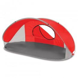 Picnic Time 113-00-100 Manta Sun Shelter Red
