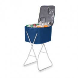 Picnic Time Party Cube - Insulated Party Cooler with Stand
