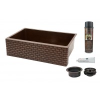 Premier Copper Products - KASDB33229B with Drain Package