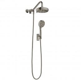 Pulse 1053-BN Oasis Shower System Brushed Nickel