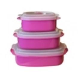 Reston Lloyd Calypso Basics 6pc Microwave Set - Additional Colors