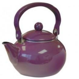 Reston Lloyd 30502 Calypso Basic 2 Qt. Harvest Tea Kettle Plum