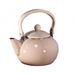 Reston Lloyd 30601 Calypso Basic 2 Qt. Harvest Tea Kettle Pink