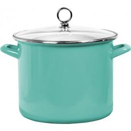 Reston Lloyd 8qt Stock Pot w/ Glass Lid - Additional Colors