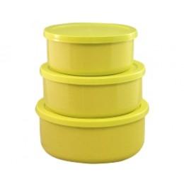 Reston Lloyd Calypso Basics 6pc Bowl Set - Lemon