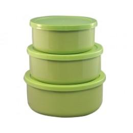 Reston Lloyd Calypso Basics 6pc Bowl Set - Lime