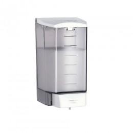 Saniflow DJ0010F Thermoplastic White Soap Dispenser