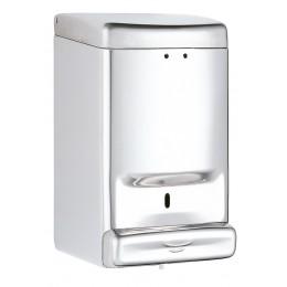 Saniflow DJ0030C Stainless steel Bright Finish Soap Dispenser