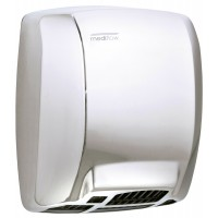 Saniflow M03ACS Mediflow Sensor Operated Hand Dryer Satin Stainless