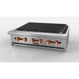 Sierra SRRB-36 6-Burner Radiant Broiler, 96,000 BTU