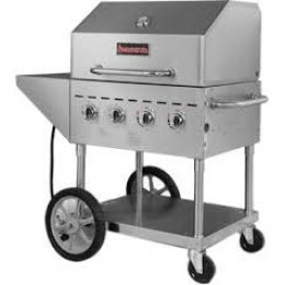 Sierra SRBQ-30 Stainless Steel Outdoor Gas Grill 30