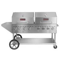 Sierra SRBQ-60 Stainless Steel Outdoor Gas Grill 60