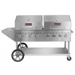 Sierra SRBQ-60 Stainless Steel Outdoor Gas Grill 60