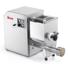Sirman USA 40115058 Concerto 5 Medium Duty Countertop Pasta Machine 2.5gal Capacity 1hp
