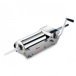 Sirman USA 40120800 IS 8 IX Manual Sausage Stuffer Horizontal Design 17lb Per Hour Capacity