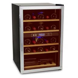 Soleus Air WKD5 37 Bottles Dual Zone Wine Cooler
