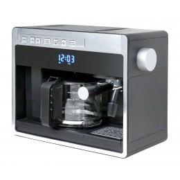 Espressione 3 in 1 Pump Espresso/Filter Drip Coffee Machine