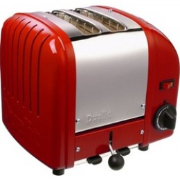 Dualit 20294 Classic 2-Slice Toaster - Red