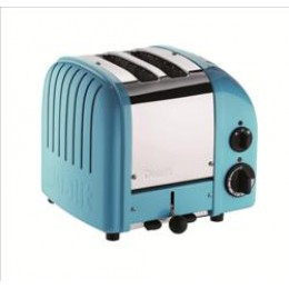 Dualit 27167Classic 2-Slice Toaster Azure Blue