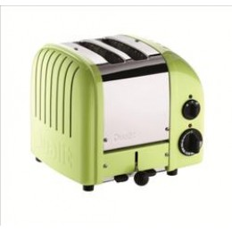 Dualit 27169 Classic 2-Slice Toaster Lime Green