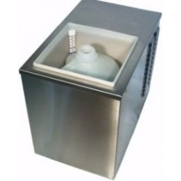 MilkMate 2005SS Commercial 1 Gallon Milk Cooler Stainless Steel