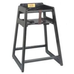 Tomlinson C-40 BK Child's High Chair - Black